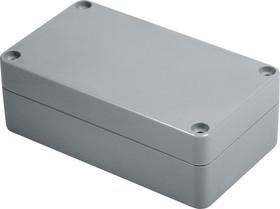 Фото 1/3 G304, Корпус для РЭА 115х65х40 мм, пластик, темно-серый
