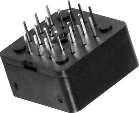 PLCC-20 (DS1032-20D), Панель
