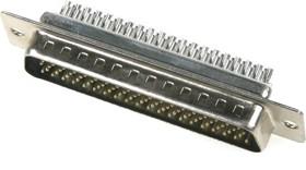 Фото 1/2 DHS-78M (DS1035-78M), Вилка 78 pin высокой плотности на кабель