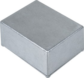Фото 1/3 G0234, Корпус для РЭА 119х93.5х56.5мм, металл