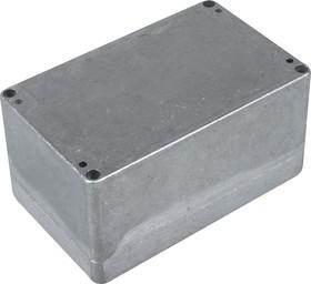 Фото 1/3 G117, Корпус для РЭА 160x100x81мм, металл, герметичный