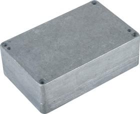 Фото 1/4 G107, Корпус для РЭА, 125x80x40мм, металл, герметичный