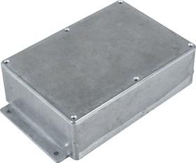 Фото 1/3 BS27MF, Корпус для РЭА 171x121x55мм, металл, герметичный, с крепежным фланцем