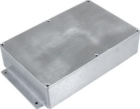 Фото 1/2 BS11MF, Корпус для РЭА 222x146x55мм, металл, герметичный, с крепежным фланцем