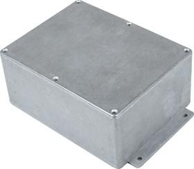 Фото 1/3 BS33MF, Корпус для РЭА 165x127x75мм, металл, герметичный, с крепежным фланцем