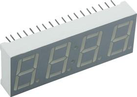 CA56-11EWA, Индикатор красный ОА, 6.4мКд 14.2мм 4х7