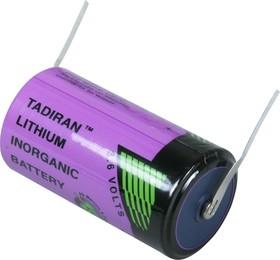 SL-2770/T (343/LR14/С), Элемент питания литиевый 8500 mAh (1шт) 3.6В