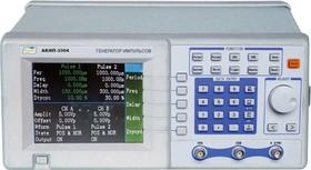 АКИП-3304 (SU5202W), Генератор, 2 канала 0.1мГц-50МГц
