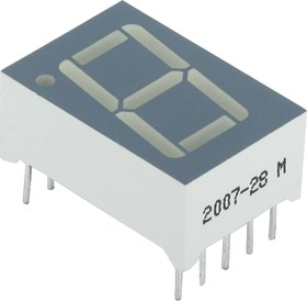 SA56-11EWA, Индикатор красный ОА, 6.4мКд 14.2мм, 7х1