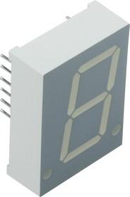 SA08-11EWA, Индикатор 20.32мм, 7х1 красный ОА, 6.4мКд