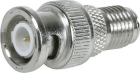 HYR-0712 (mini UHF-7611) (GMU-712), Гнездо - BNC штекер, переходник