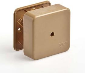 Фото 1/2 Коробка универсальная для кабель-каналов 80х80х25 кор. IP40 Ruvinil 65005К