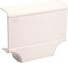 Фото 1/4 Угол Т-образный для кабель-канала 100х40 ПРАЙМЕР IEK CKK-40D-T-100-040-K01