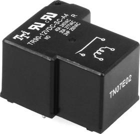 TR90-12VDC-SC-A4-R, Реле 1зам. 12V / 30A, 240VAC (Мах.30А)