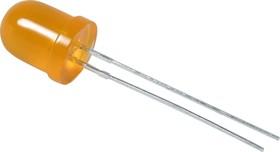 L-793ED, Светодиод оранжевый d=8мм 100мКд