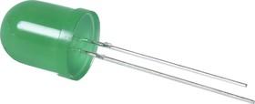 L-813SGD, Светодиод зеленый d=10мм