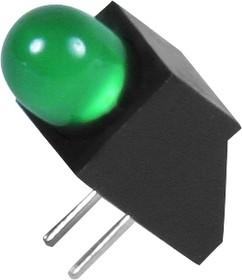 Фото 1/2 L-1533BQ/1GD, Светодиод зеленый d=4.7мм 20мКд