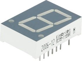 SC08-11EWA, Индикатор красный ОК, 6.4мКд 20.32мм, 7х1