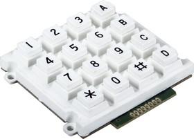 AK-1607-N-WWB, Клавиатура