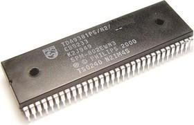 TDA9381ps/N2/3/0533, Видеопроцессор ТВ с полной обработкой видеосигнала