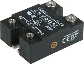 D4825, Реле 3-32VDC, 25A/480VAC