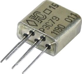 РЭС79 ДЛТ4.555.011, (27В), Реле электромагнитное
