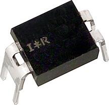 Фото 1/2 IRFD123PBF, Транзистор, N-канал 100В 1.3А [HD1]