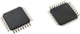 ATmega168P-20AU, Микроконтроллер 8-бит picoPower AVR, 16КБ Flash, TQFP-32
