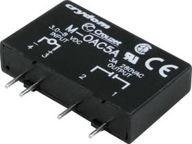 MOAC5A, Модуль I/O, 3-8VDC, 3A/240VAC