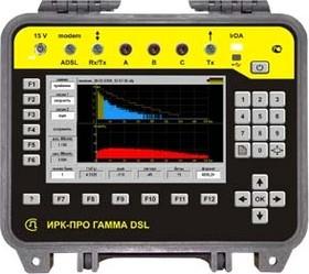 ИК-ПРО Гамма DSL, Кабельный прибор