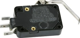 Фото 1/3 МИ3А, Микропереключатель с лапкой (2A 250VAC)
