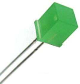 L-503GDT светодиод зеленый 5х5мм 3мКд