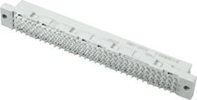 9-1393640-2, DIN41612, розетка 32х3 A,B,C 2.9мм