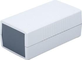 Фото 1/2 G447, Корпус для РЭА 150х80х60 мм, пластик, светло-серый