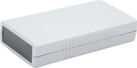 Фото 1/2 G452, Корпус для РЭА 190х100х40мм, пластик, светло-серый