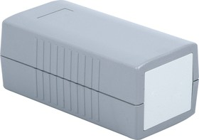 Фото 1/3 G412, Корпус для РЭА 120х60х50 мм, пластик, темно-серый