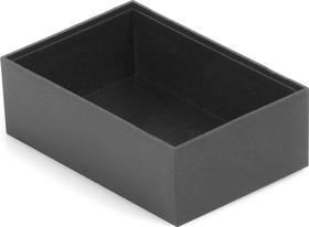 Фото 1/2 G453025B, Корпус для РЭА 45х30х25мм, пластик, черный