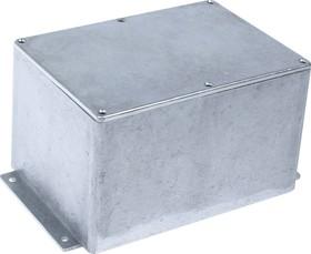 Фото 1/2 BS39MF, Корпус для РЭА 171x121x106мм, металл, герметичный, с крепежным фланцем