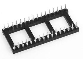 1437540-3 (TRL-32), Панель DIP 32 цанговая широкая