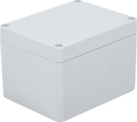 Фото 1/2 G221, Корпус для РЭА 115х90х80 мм, пластик, светло-серый