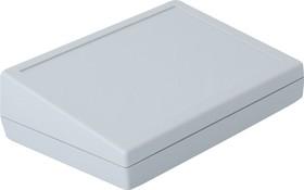 Фото 1/3 G1183GUL, Корпус РЭА 189х134х32/54мм, пластик, серый, термостойкий