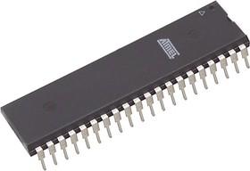 ATMEGA644-20PU, Микроконтроллер 8-Бит, AVR, 20МГц, 64КБ Flash [DIP40]