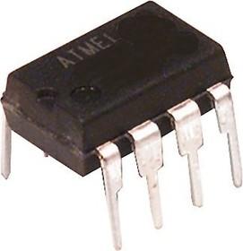 Фото 1/2 ATtiny45-20PU, Микроконтроллер 8-Бит, AVR, 20МГц, 4КБ Flash [DIP-8]