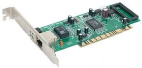 Фото 1/2 Сетевой адаптер Gigabit Ethernet D-LINK DGE-528T PCI