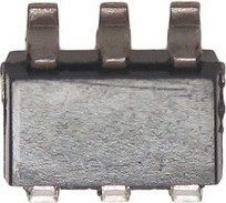 Фото 1/3 MOC3052SM, Оптопара с симисторным выходом 600В, переключение в любой момент времени [SMT-6]