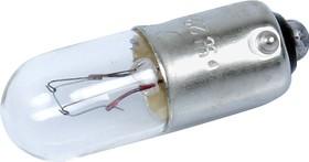 СМ28-4.8, Лампа накаливания 28В 4.8Вт, цоколь B9S/14