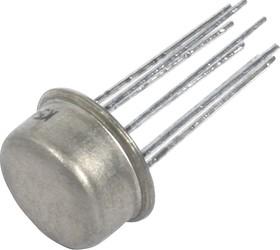 К544УД1А никель, Широкополосный ДУ с высоким входным сопротивлением и повышенным быстродействием [3101.8-1]