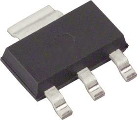 Фото 1/4 BSP129, Транзистор, N-канал, 240В, 200мА, 20Ом [SOT-223]