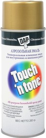 TOUCH`N ЗОЛОТО 283 г, Краска аэрозоль