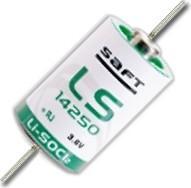 LS14250CNA 1/2AA(А316/LR06), Элемент питания литиевый 1200 mAh, 14.5х25 (1шт) 3.6В